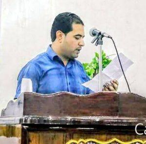على رصيف المعرفة …  زيد علي كريم الكفلي